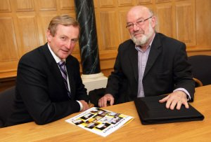 Enda Kenny meeting with the Carers Association.