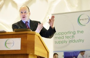Ivan Yates Speaking at IMSTA Annual Conference.