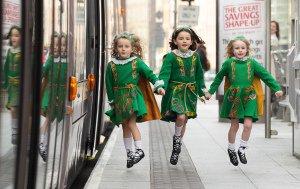 Luas PR Irish Dancing.
