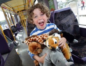 Ticket to the Zoo, Luas PR Photograph.