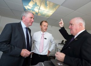 Ricoh Ireland, Bizquip, Jim Leyden, PR.