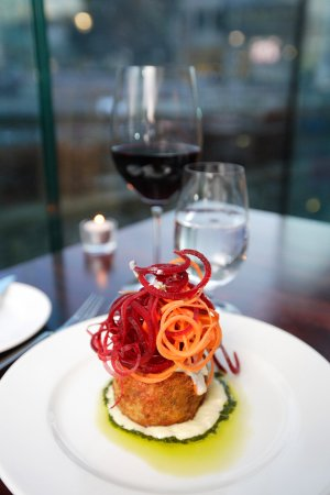 Food Photography at Roly Saul Restaurant Dundrum.