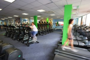 Coral Leisure Gym in Action.