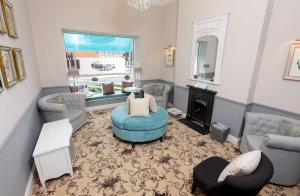 Interior Photograph of Dundrum Dental Surgery.