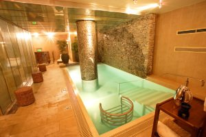 Imperial Hotel Spa Interior Photography.