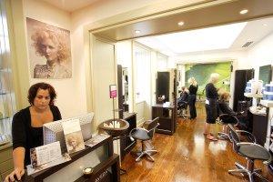 Imperial Hotel Cork Hair Salon.