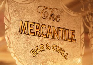 Mercantile Bar & Grill Interior Photography.