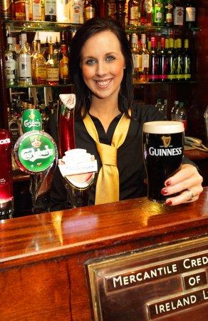 Mercantile Bar Dublin PR Photo.