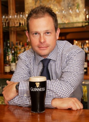 Professional Photograph of Staff at the Merrion Inn.