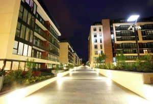 Dublin Apartment Block, Tuath Housing.